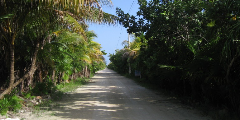 Road Frontage