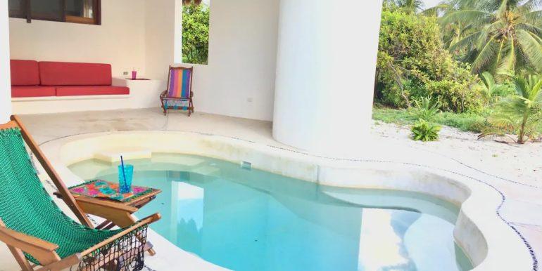 Pool Outside