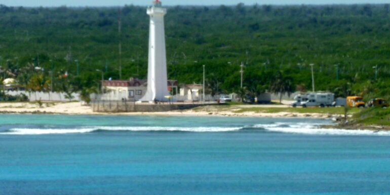 Mahahual Lighthouse